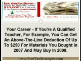 Tax Deductions   Tax Deductions That You're Allowed To Take