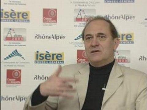 Yannick LANDAIS, Président de RESO