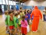Noël 2008 à l'école de Basket