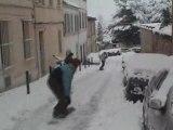 Marseille: neige ski et snowboard