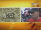 Dakar 2009 Peterhansel rolls in stage 5