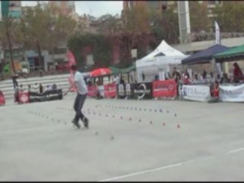 Ludovic Estampe IFSA Barcelona 2008 R1