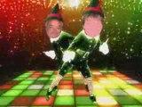 Danse disco de Phil, Nath et Titi
