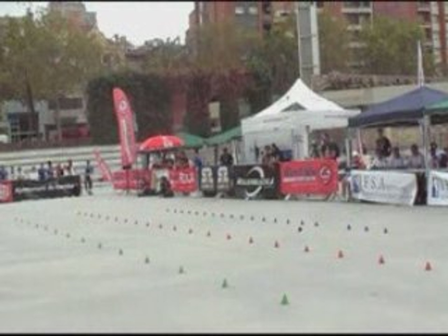 Clement Luxey IFSA Barcelona 2008 R1
