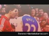Steven Gerrard The Captain of Liverpool FC