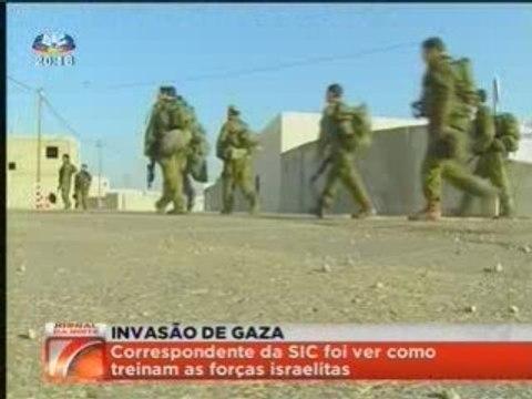 Treino Gaza