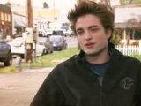 Robert Pattinson talks about Stunts in Twilight