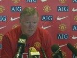 Alex Ferguson backs United to bounce back after Derby defeat