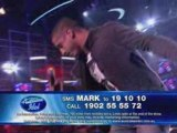 Mark Spano - Never Tear Us Apart - Australian Idol