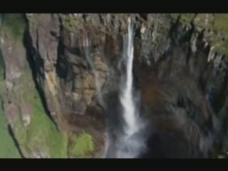 Tallest Waterfall In The World: Angel Falls
