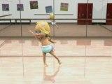 Bébé Lilly Danse Hip Hop