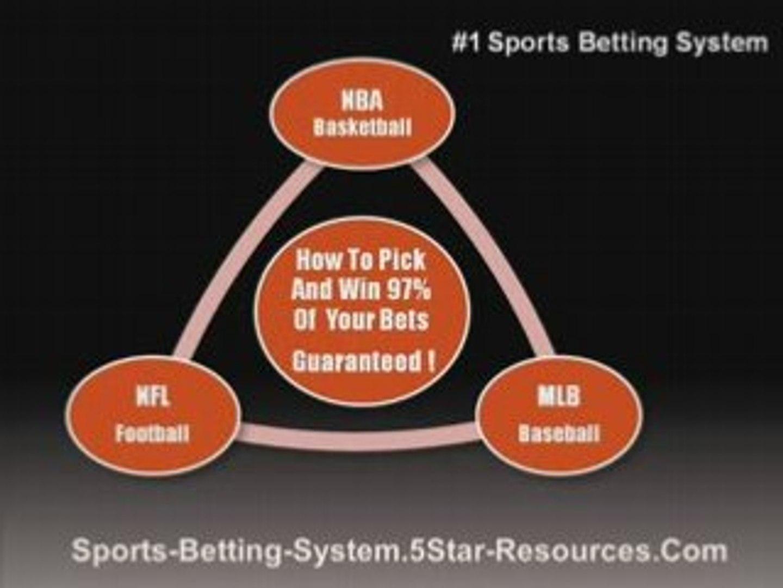 Guaranteed sports betting system bradford bulls new coach betting