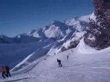 Ski à Val cenis