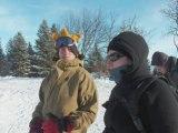 Vacances au sport d'hiver 2008  a AUTRANS