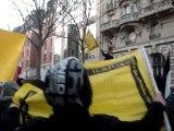 Manif de soutien à Gaza – Paris 10 janvier 2009