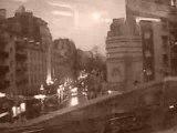 Sur la ligne 2 Métro aérien Stalingrad - Jaurés- Janvier 09