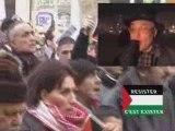 MANIFESTATION LYON GAZA 10 JANVIER 09