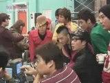 Big Bang - Making of  CYON Ice Cream Phone CF (090108)