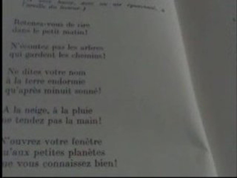 Jean Tardieu Poésie