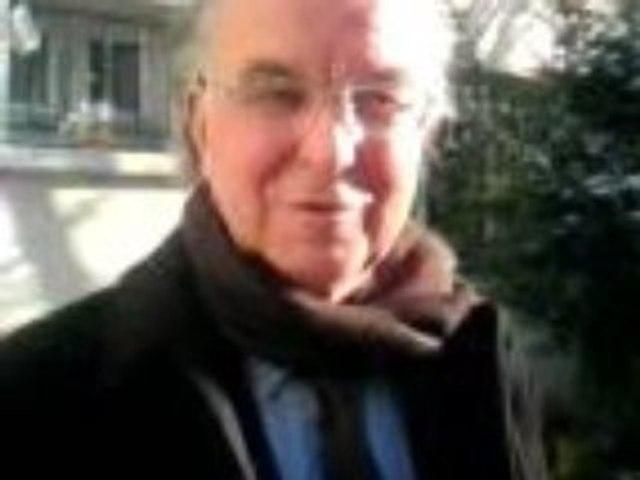 Les voeux 2009 de Denis Badré, sénateur Modem du 92