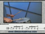 Single Ratamacue - Drum Rudiment - Play Drums - Drum Lessons