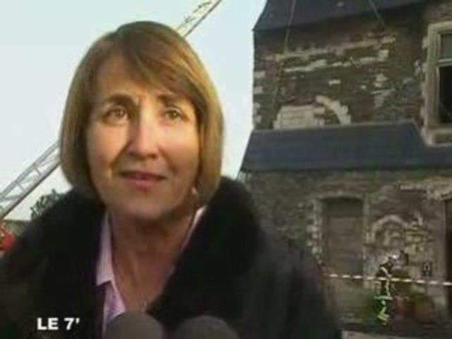 Angers7, le JT du 12/01/2009