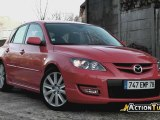 Essai Mazda 3 MPS  par Action-Tuning