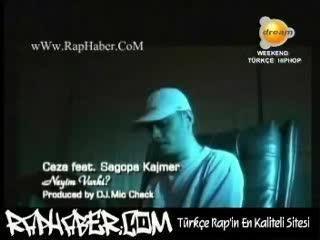 Sagopa Kajmer Feat Ceza - Neyim Varki