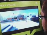 CES 2009: Check out the Nvidia booth!
