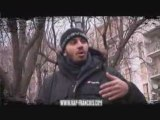 La Swija - Au sourire levant Interview rap francais