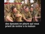 Soldats de Tsahal sur le front de Gaza