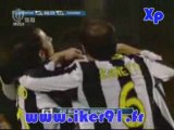JUVENTUS TURIN - CATANIA 2-0 BUT GIOVINCO COUPE D'ITALIE
