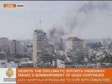 ISRAEL BOMBS ONU BASE IN GAZA 15 JAN 2009