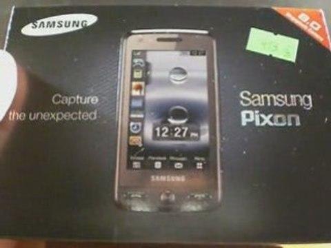 Video Recensione Samsung 8800 Pixon