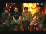 Blink-182 - Interview on mtv2 rock [08-12-2003]