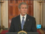 Discours d'adieu de Bush