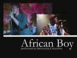 "African Boy (Coupé Décalé remix of ""American Boy"")"