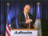 En vue de l'investiture d'Obama - Lyndon LaRouche