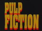 [AMV] Pulp rocks - a pulp fiction fanmade clip