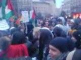 Manifestation Palestine à Strasbourg le 17.01.09