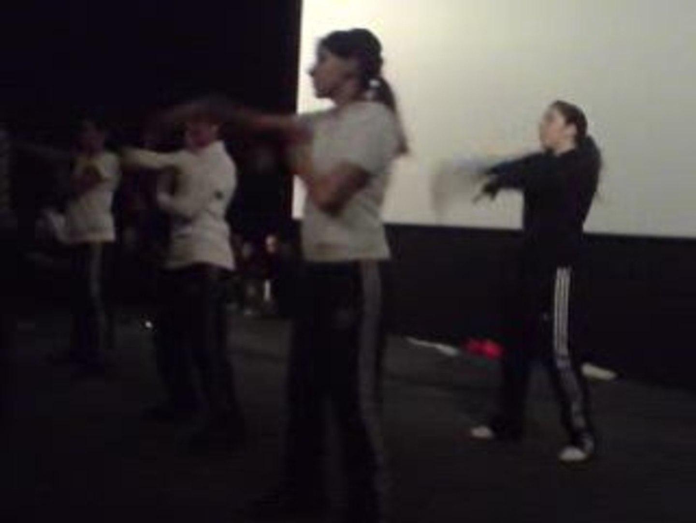 Zac dance