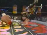 WCW Rey Mysterio Jr. vs. Eddie Guerrero  PART 2
