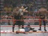 Kidman & Booker T vs Harlem Heat 2000 19.3.00