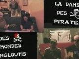 La danse des pirates (Les mondes engloutis)