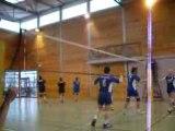 Bersée hellemmes volley ball ufolep nord 3