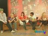 RBD - Especiales Telehit entrevista con Uriel Pt 3