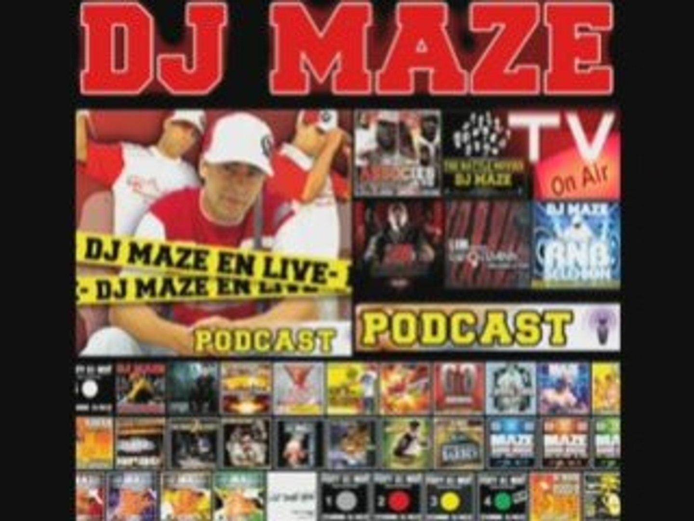 DJ MAZE MIX LIVE RADIO # 5