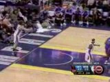 NBA Pistons vs. Grizzlies January 19, 2009