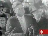 Le discours d'investiture de Kennedy