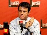 Manuel Valls - France Inter